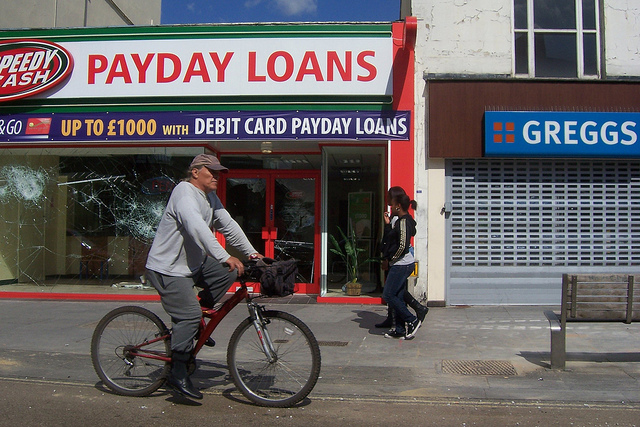 payday financial loans employing credit cards
